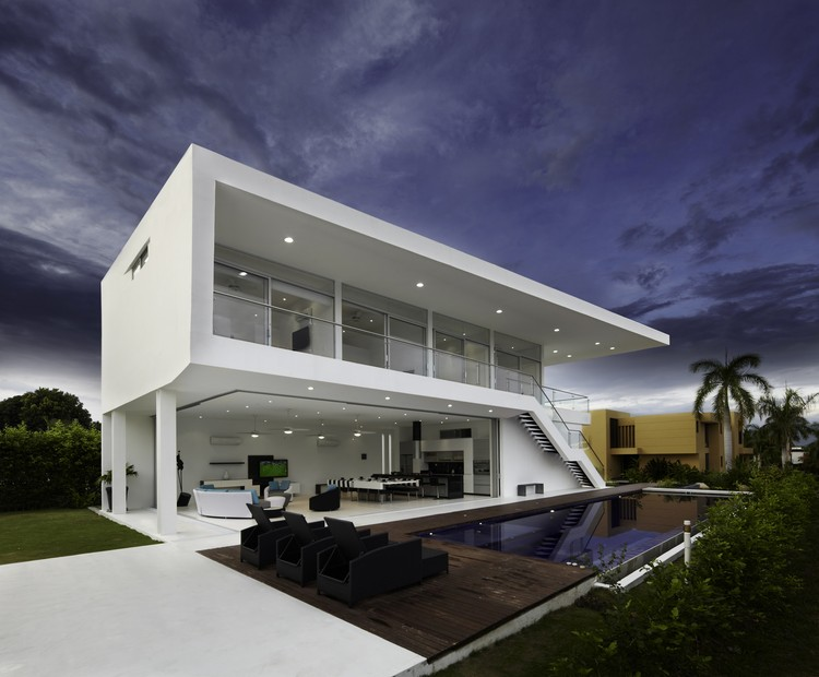 Gm1 House Giovanni Moreno Arquitectos Archdaily