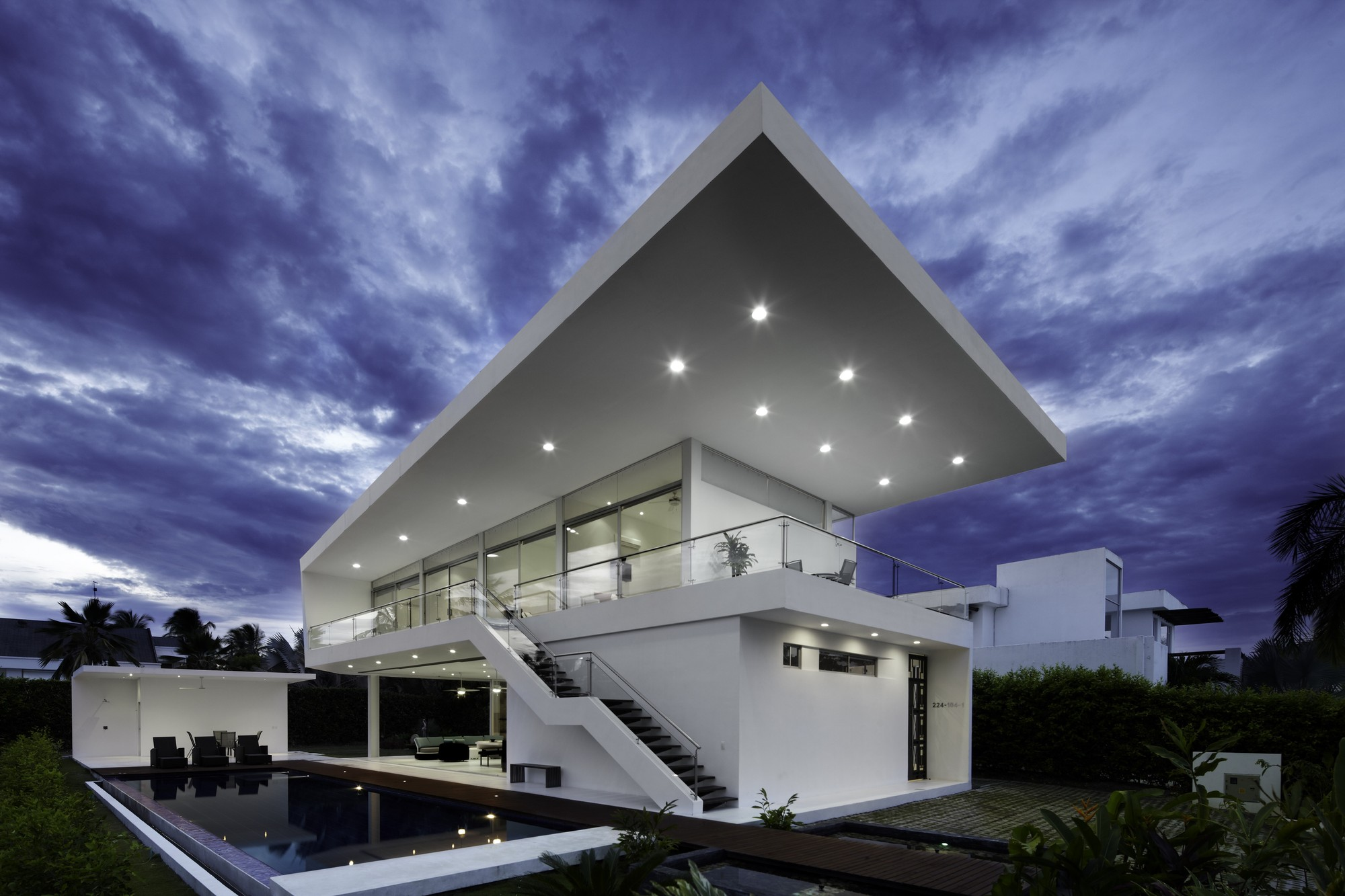 Gm house giovanni moreno arquitectos archdaily