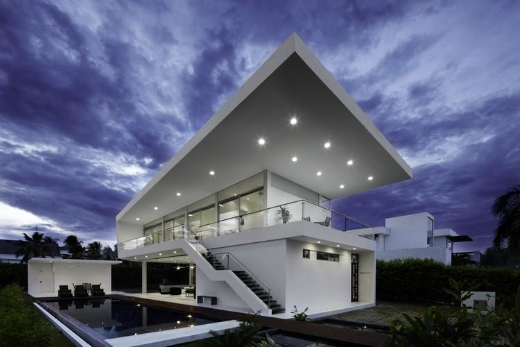GM1 House / Giovanni Moreno Arquitectos, © Andrés Valbuena