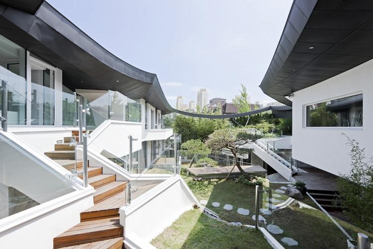 Ga on jai iroje khm architects archdaily for Casa moderna corea