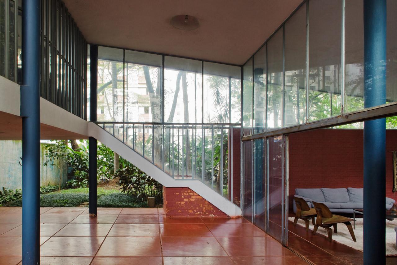 Galeria De Cl 225 Ssicos Da Arquitetura Segunda Resid 234 Ncia Do