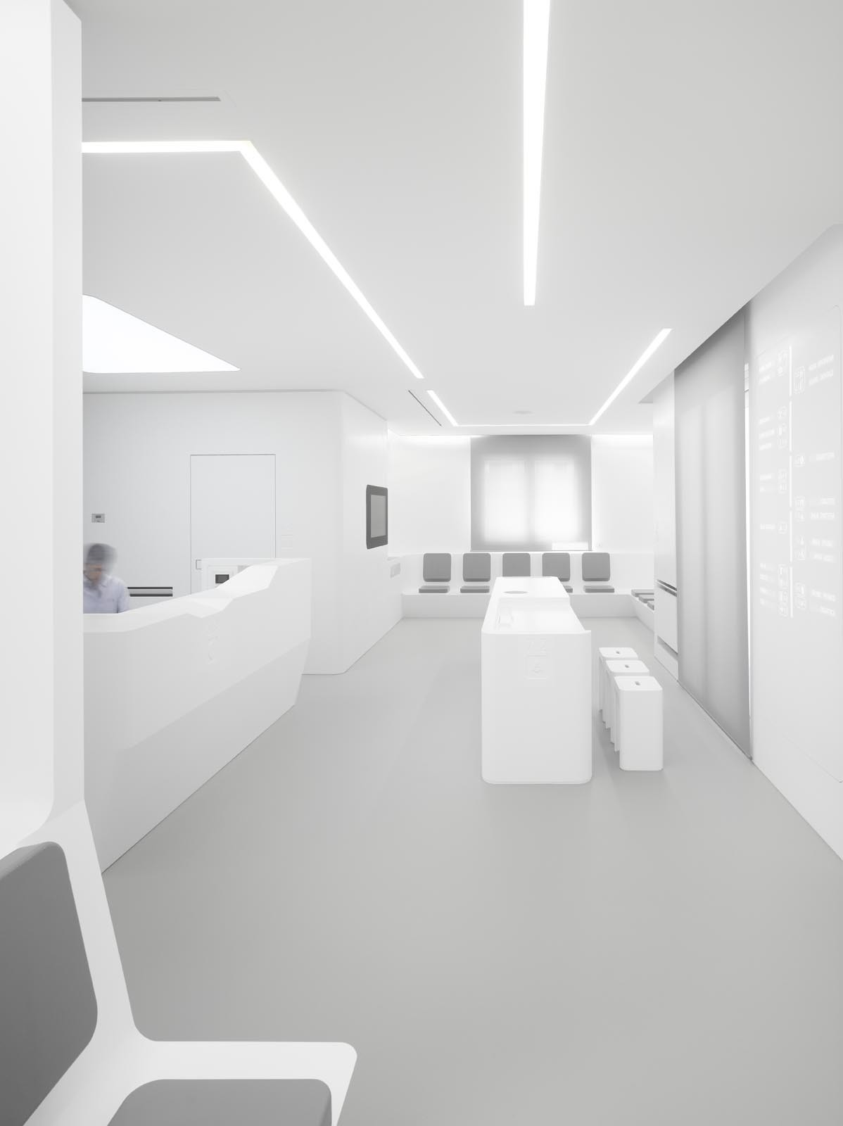 Gallery Of White Space Orthodontic Clinic Bureauhub