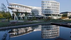 Business Garden Warszawa Hotel / Studio Fuksas