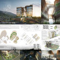 Fourth Prize: The Green Estuary. Image Courtesy of Hong Kong Science Park GIFT Design Ideas Competition