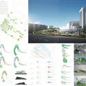 First Prize: Seeding Architecture. Image Courtesy of Hong Kong Science Park GIFT Design Ideas Competition