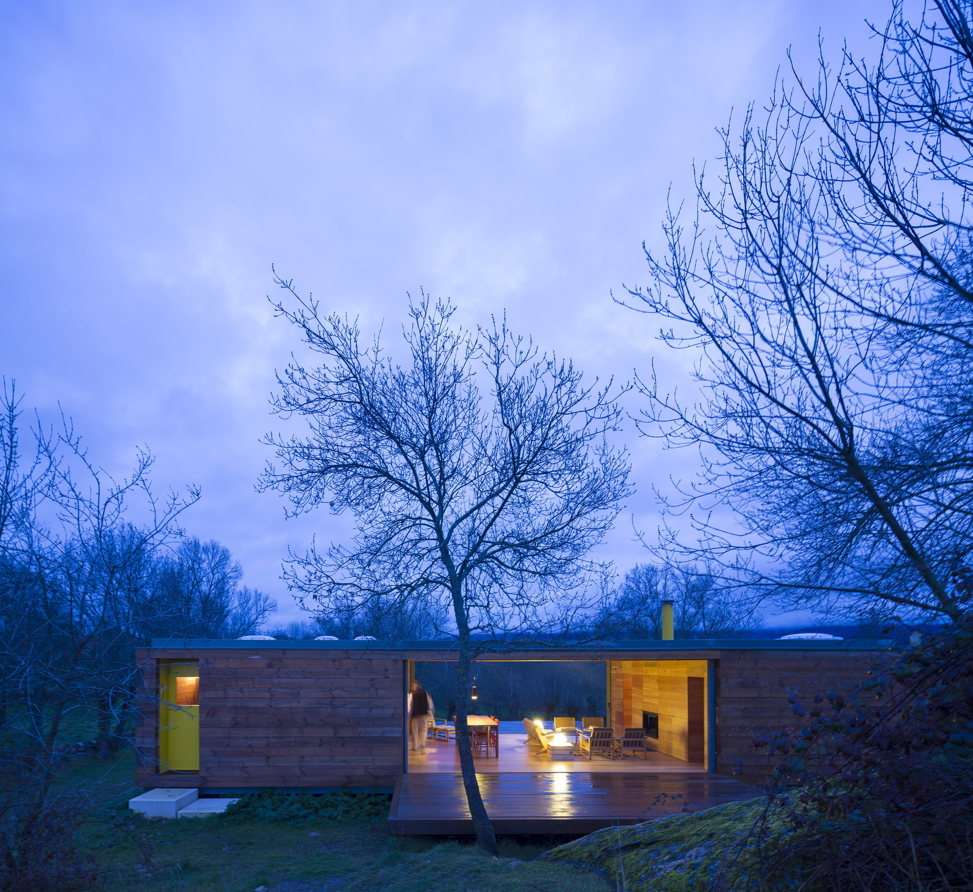 Gallery of b house ch qs arquitectos 20 for B house