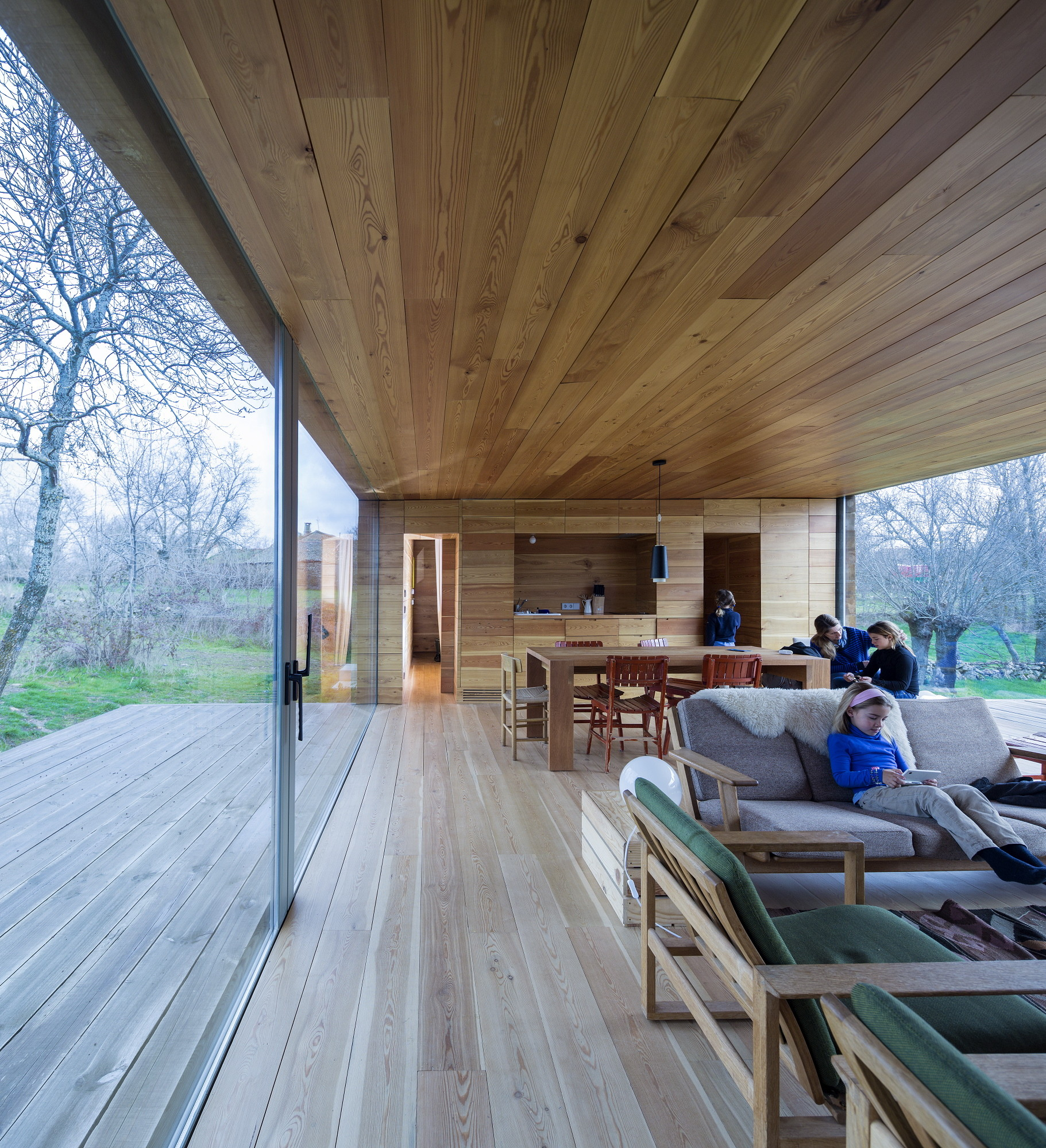 Gallery of b house ch qs arquitectos 18 for B house
