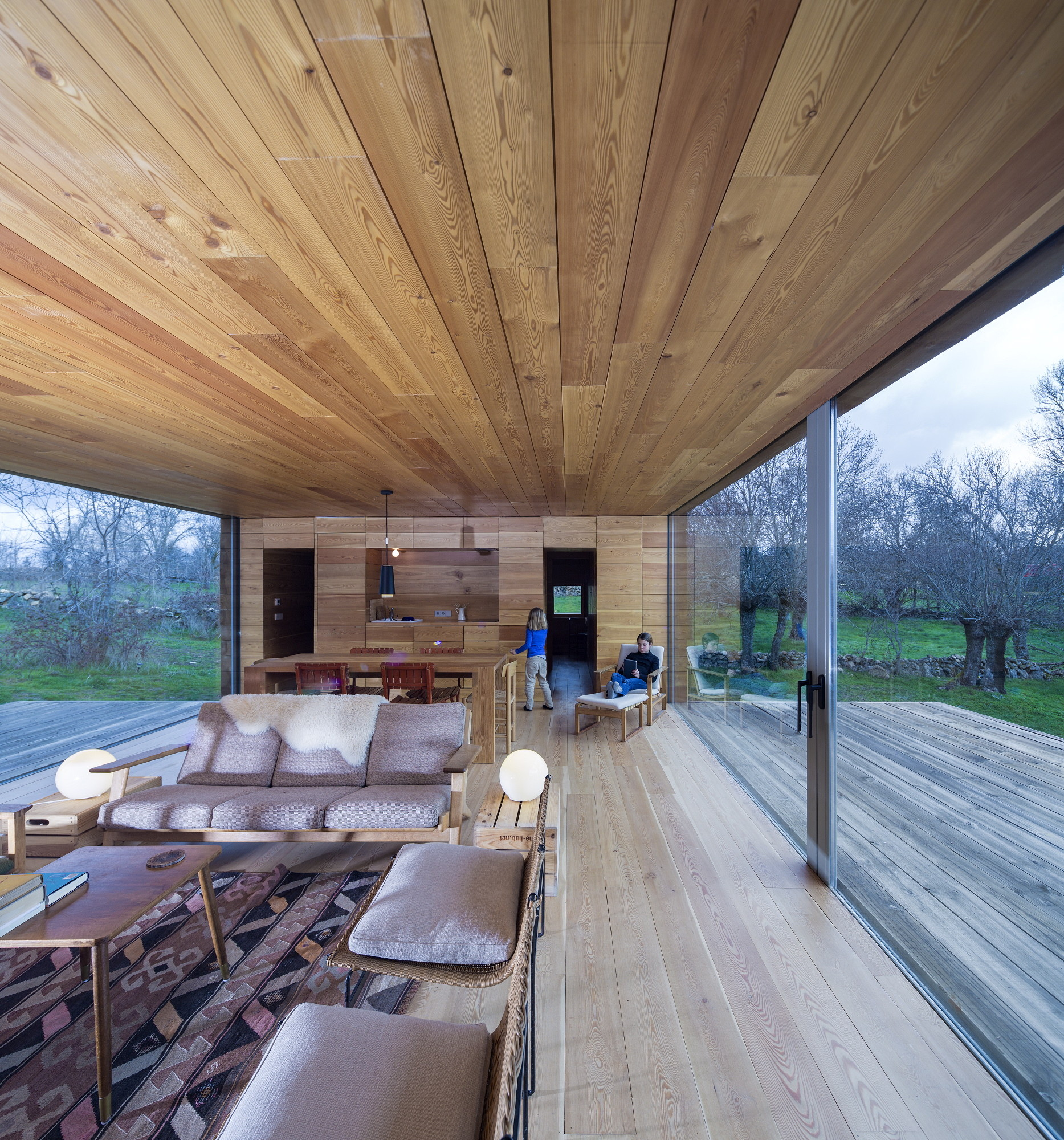 Gallery Of B House Ch Qs Arquitectos 21