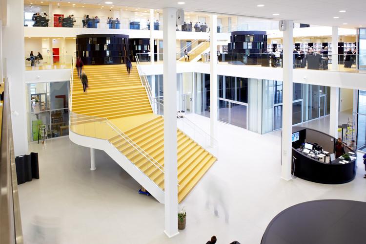 Campus Roskilde / Henning Larsen Architects, © Peter Jarvard
