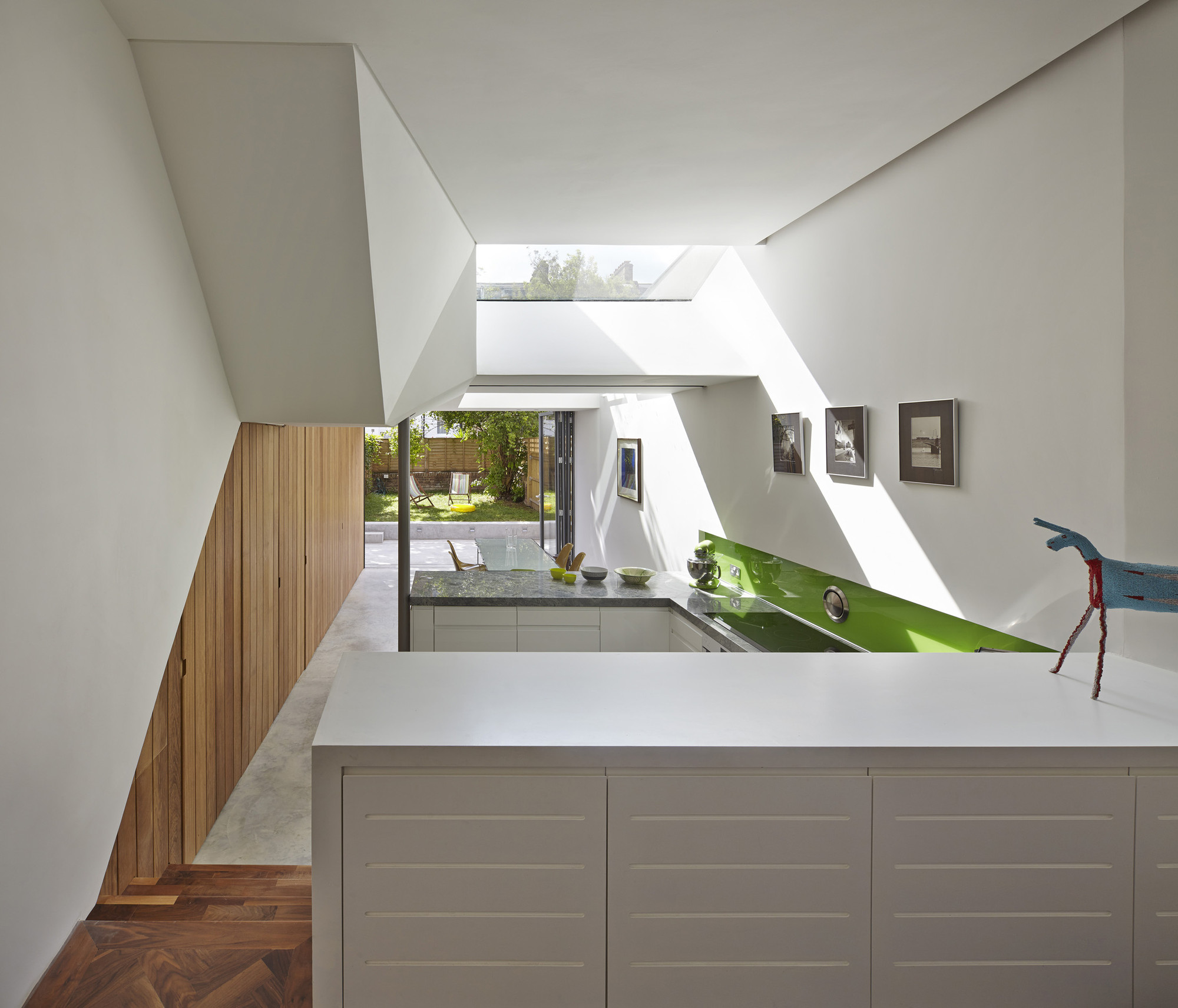 Islington House Neil Dusheiko Architects ArchDaily - Kitchen architects