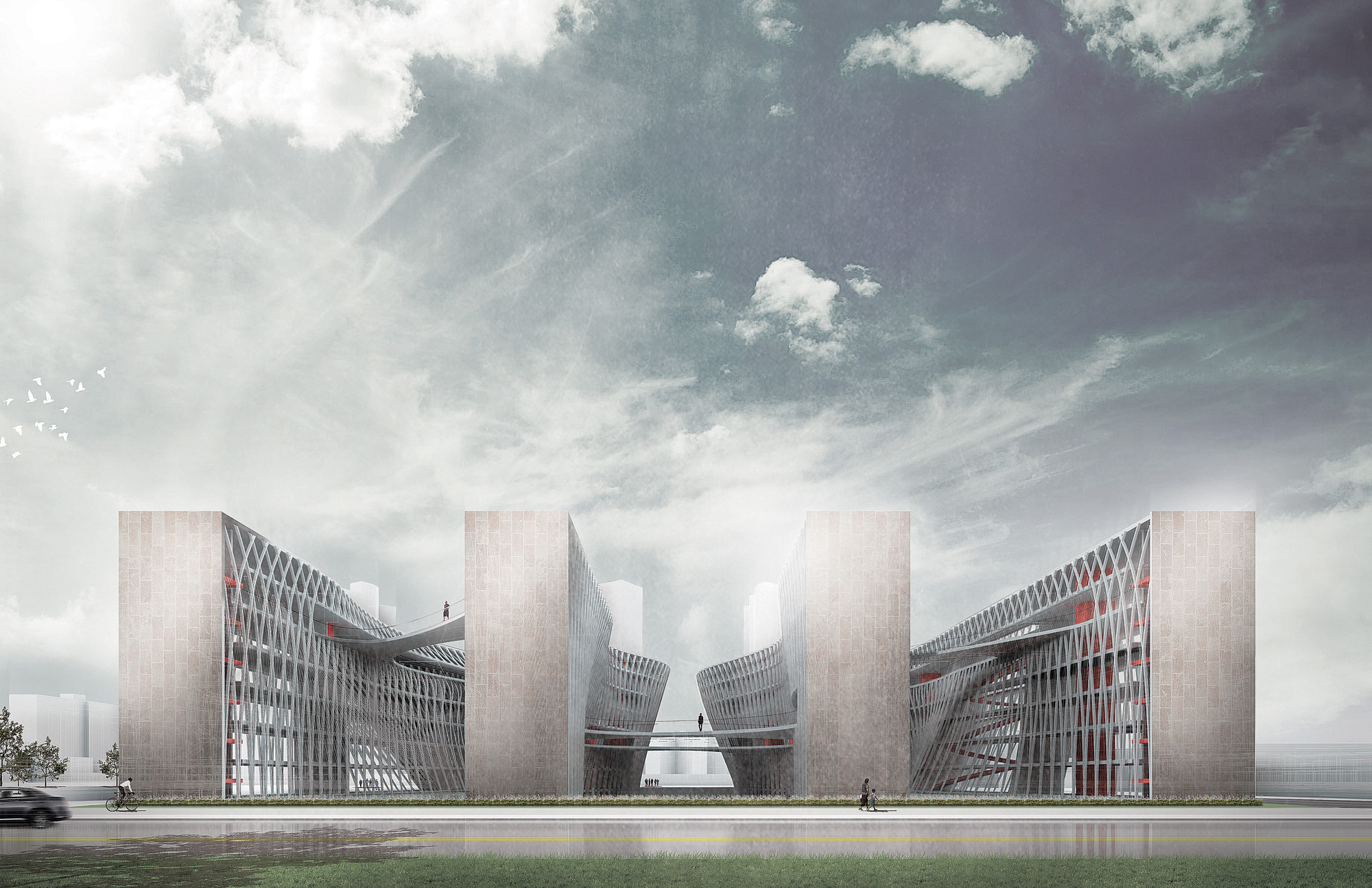 A Radical New Approach to Prison Design, © Glen Santayana