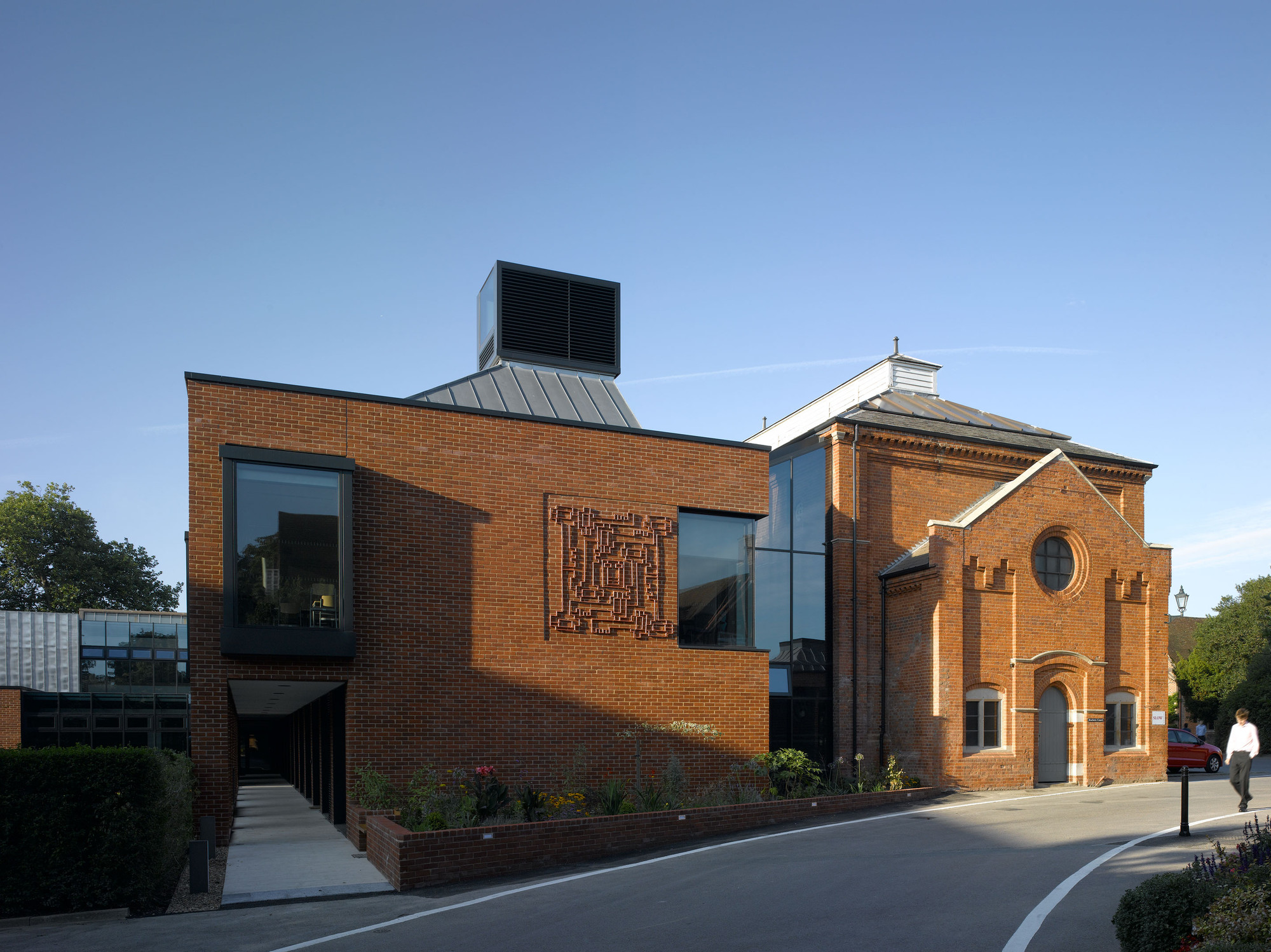Radley College / Design Engine Architects, © Nick Kane