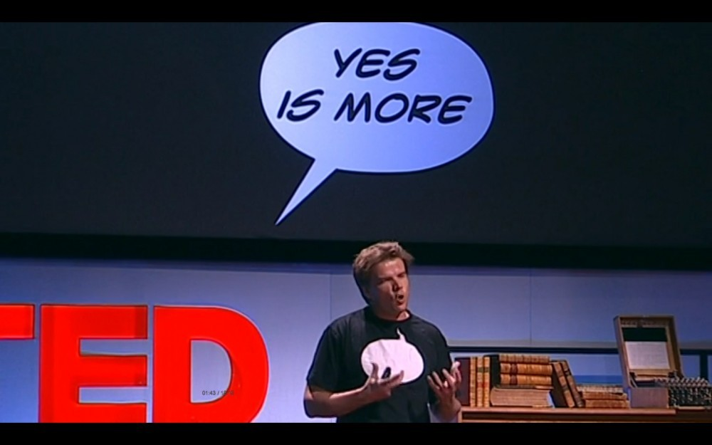 Las 10 TED Talks más inspiradoras para arquitectos, Cortesia de TED Talks