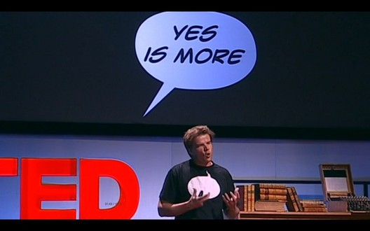 Cortesia de TED Talks