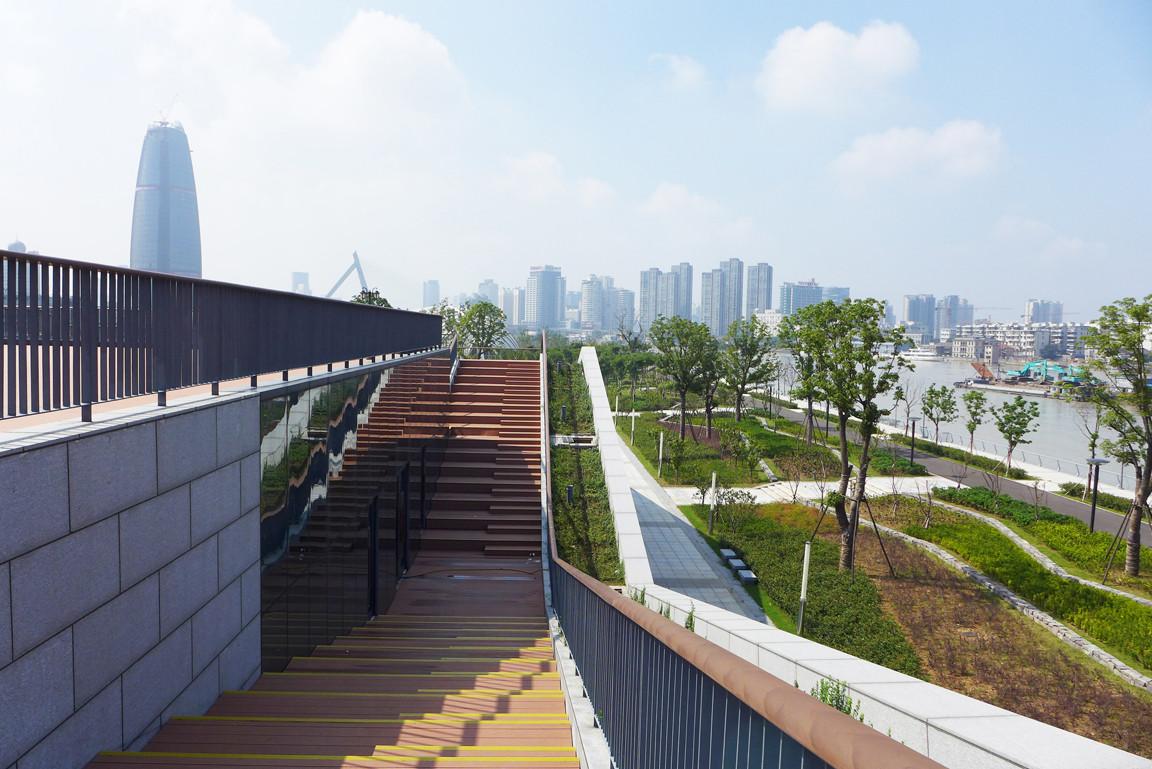 Yongjiang Tennis Club / Zhang Jingang , © Zhang Jingang