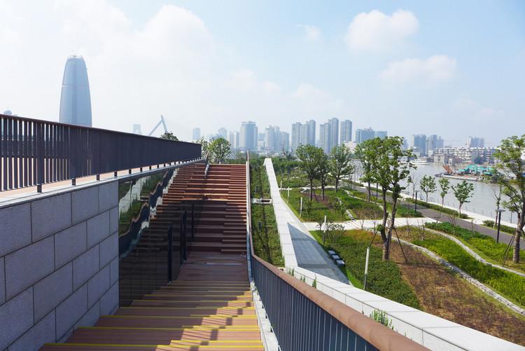 Clube de Tênis Yongjiang / Zhang Jingang , © Zhang Jingang