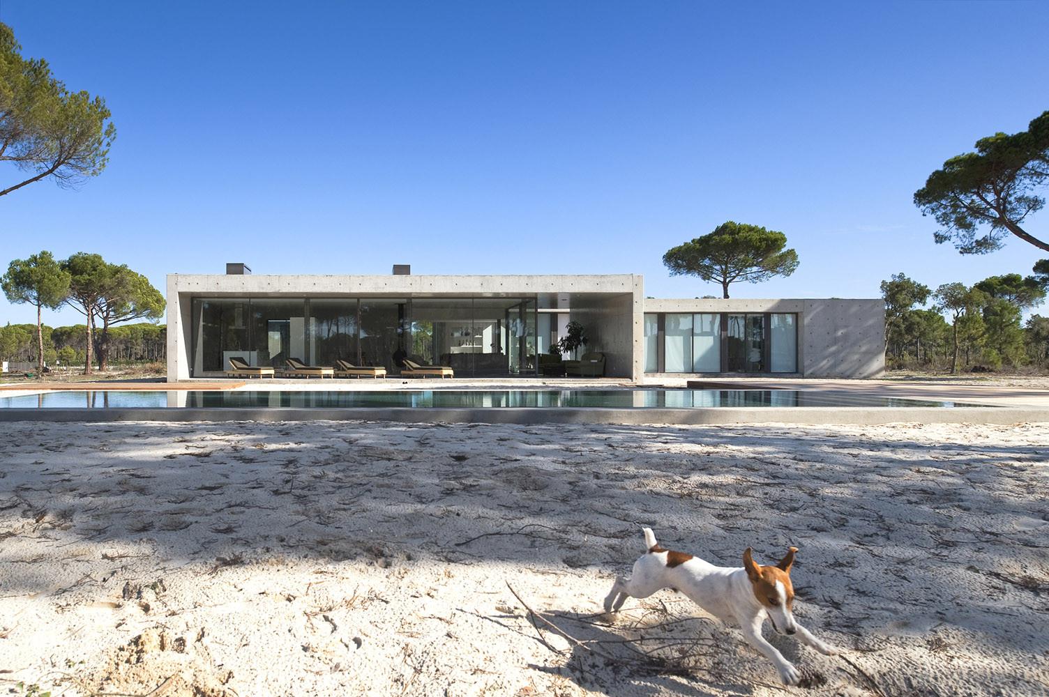 Casa Comporta / RRJ Arquitectos, © Fernando Guerra | FG+SG