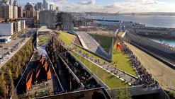Projeto Urbano: Olympic Sculpture Park, unir a cidade à orla