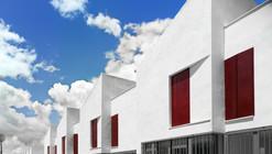 18 Viviendas VPO en Iznájar / Gabriel Verd Arquitectos