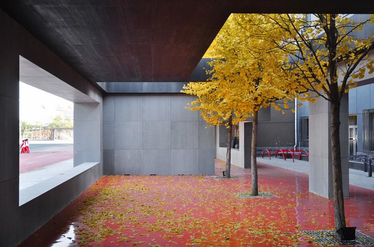 1/2 Stadium / Interval Architects, © GU Yunduan
