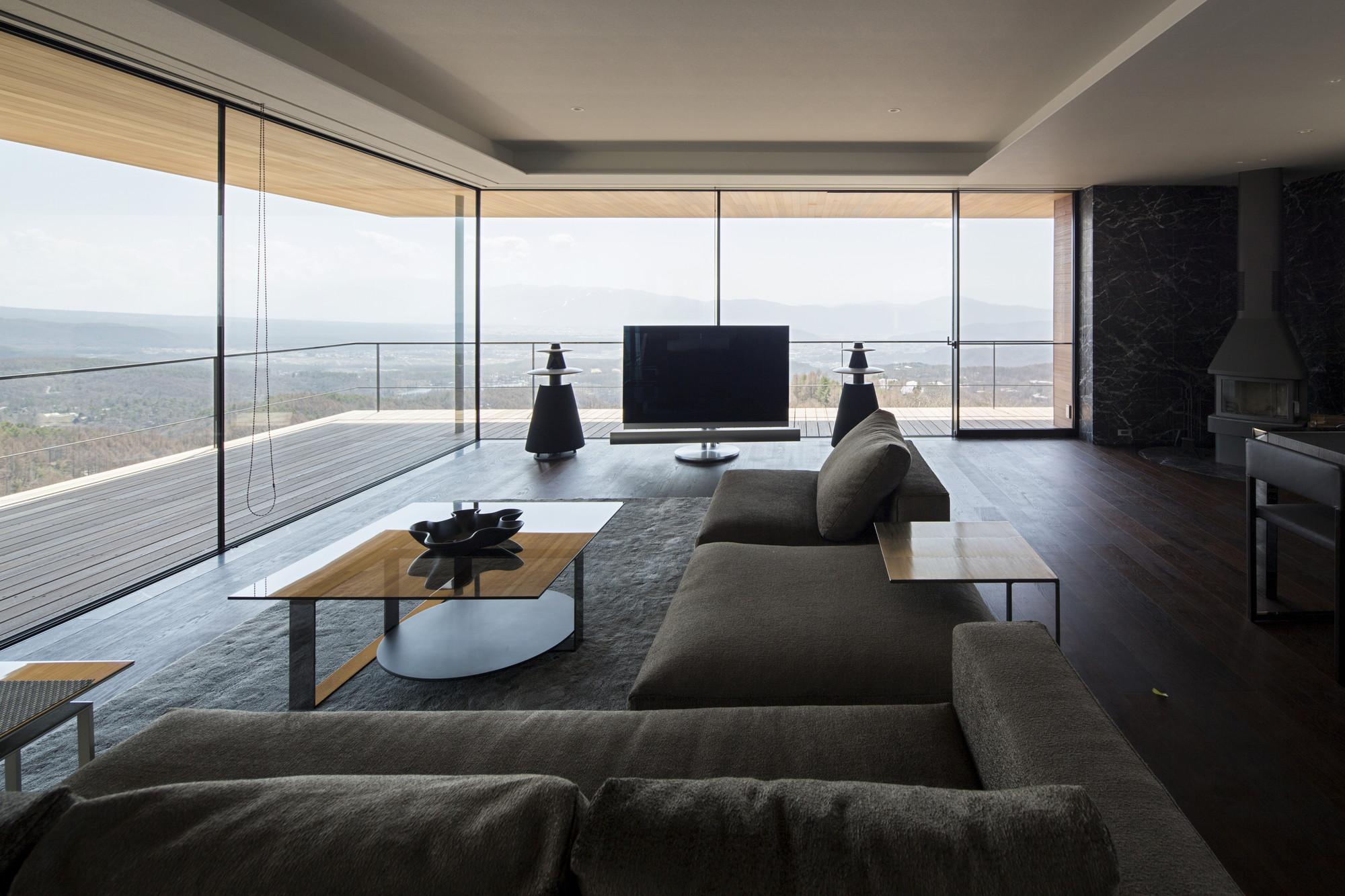 House In Yatsugatake / Kidosaki Architects Studio Amazing Design