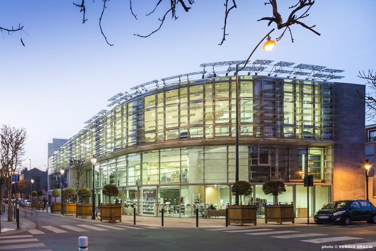 Centro Cultural Garenne Colombes / Richard + Schoeller Architectes, © Sergio Grazia
