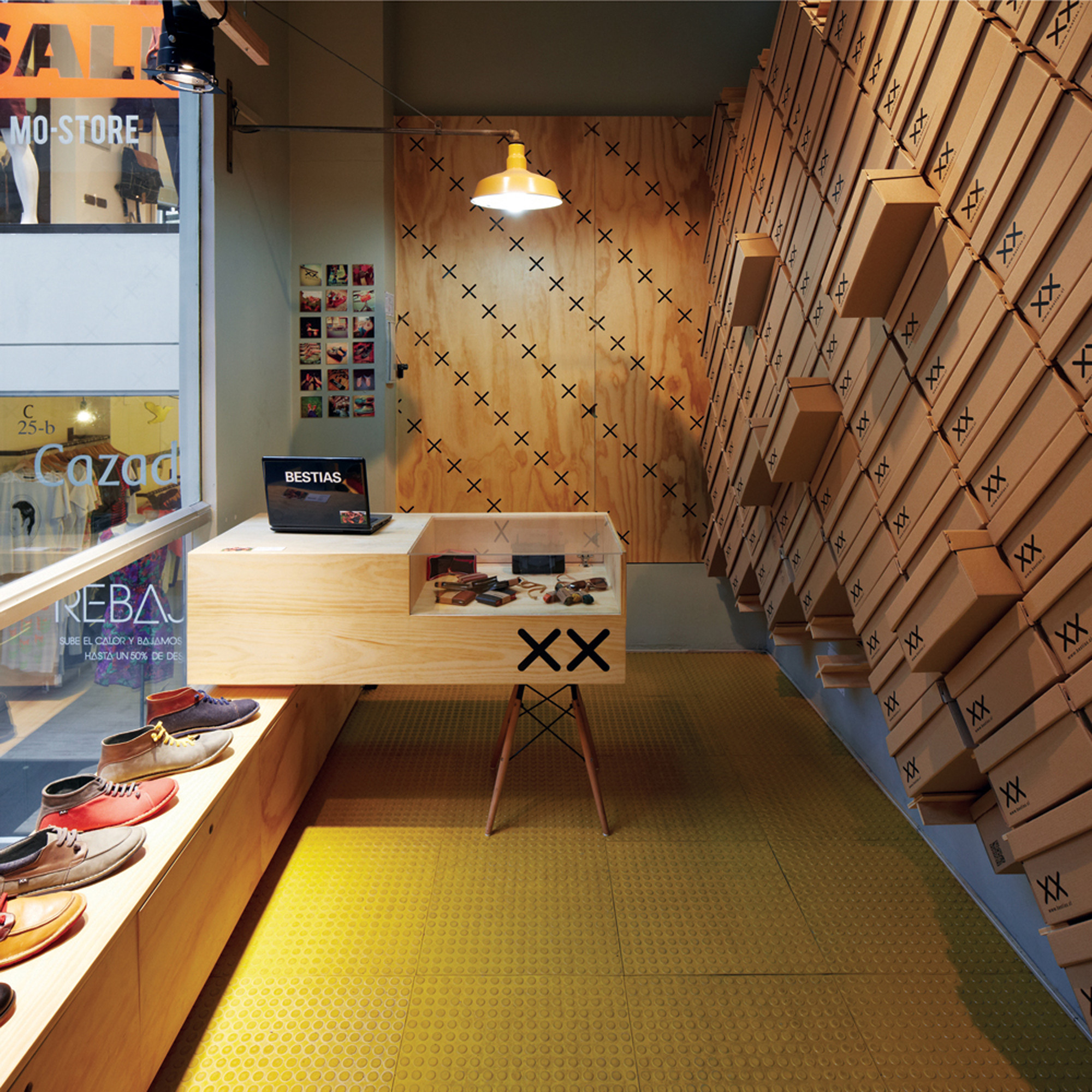 Bestias XX / MoVe architects