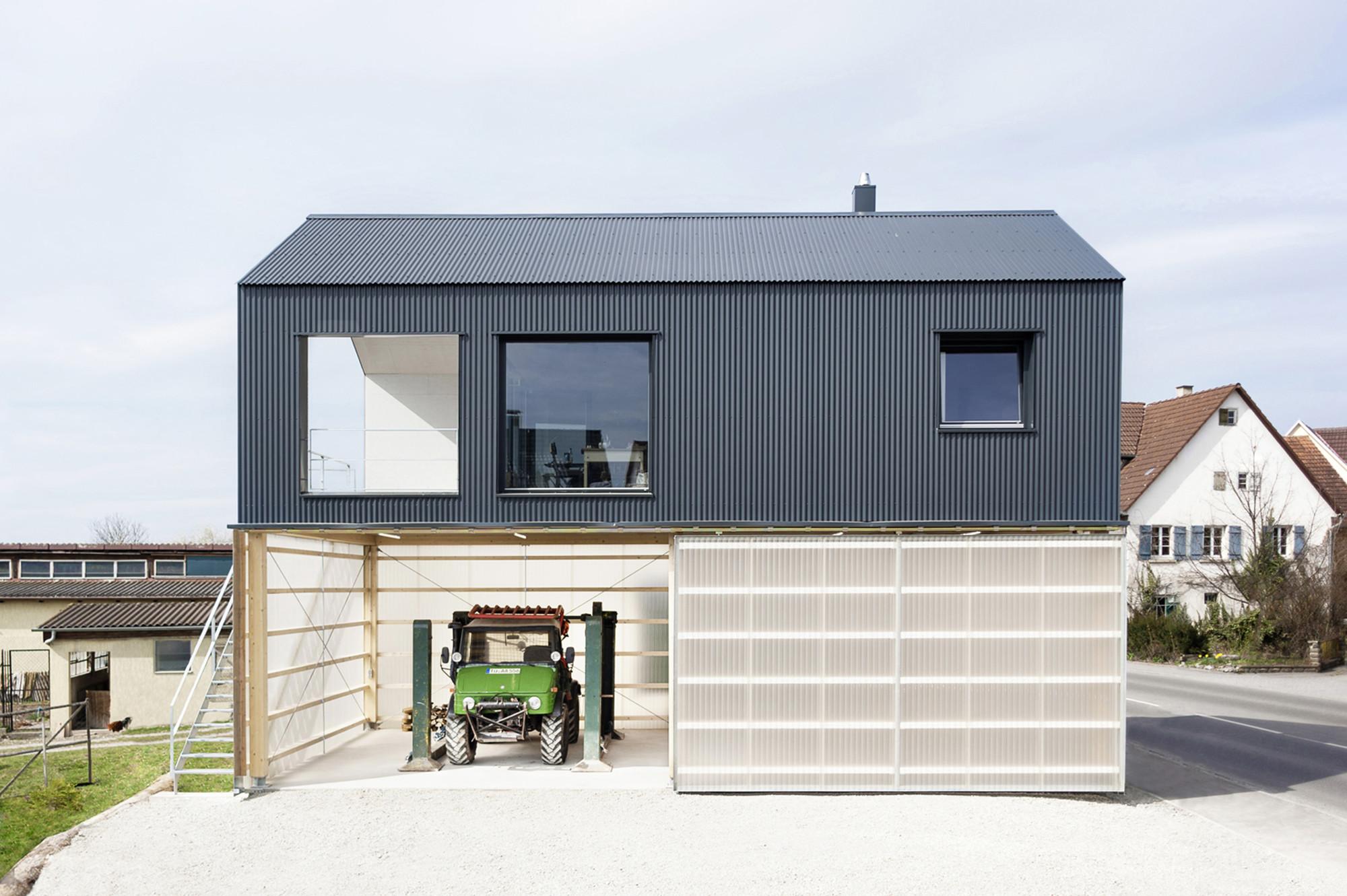 House Unimog / Fabian Evers Architecture, Wezel Architektur , © Sebastian Berger