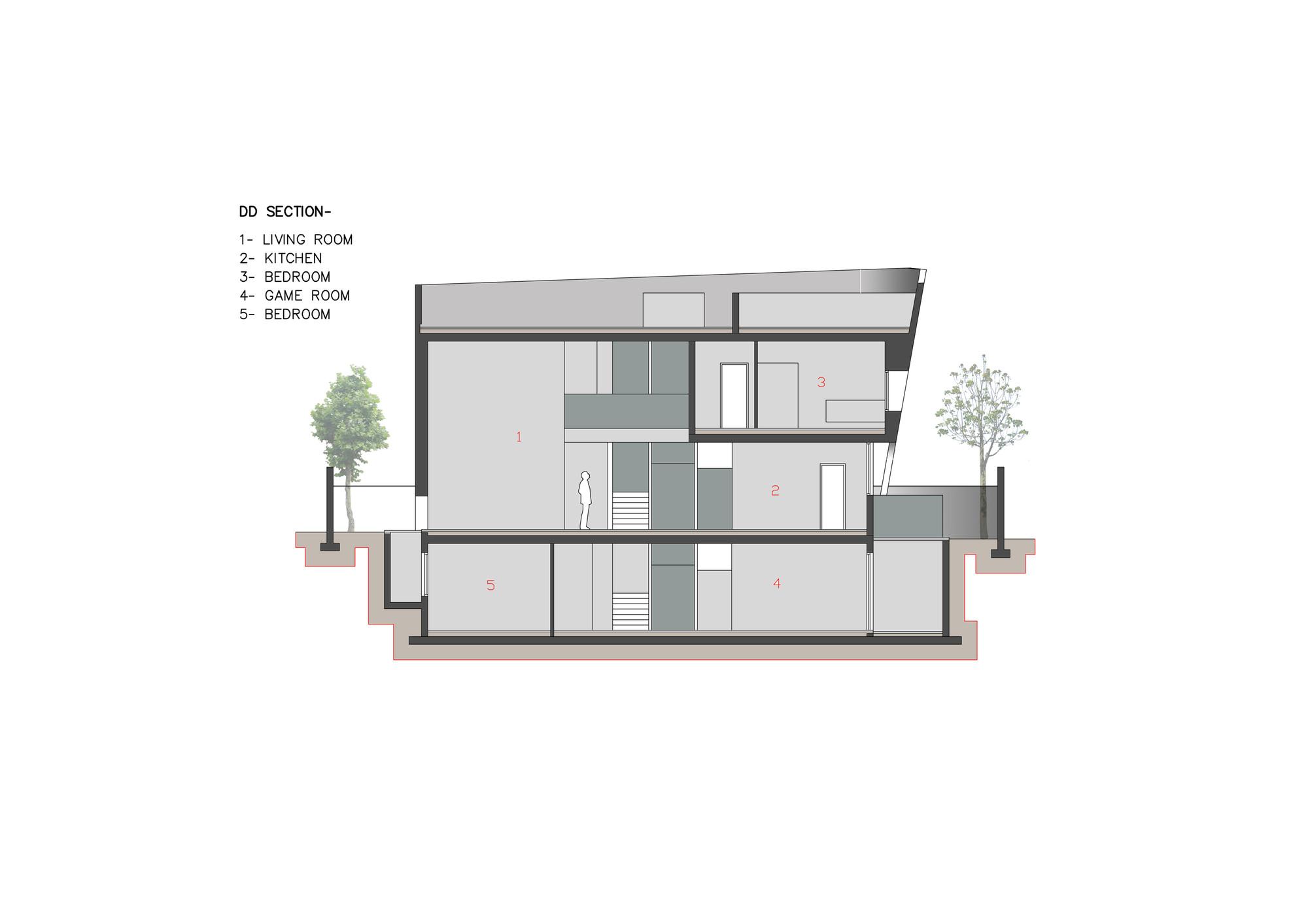 Galeria De Casa Em Ashdod Israel Zahavi Architects 36