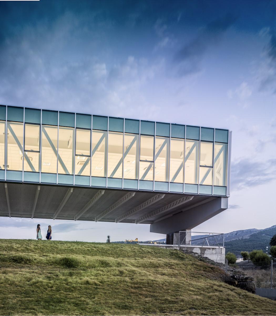 Gallery of ceticom ja n er arquitectos non - Arquitectos en jaen ...
