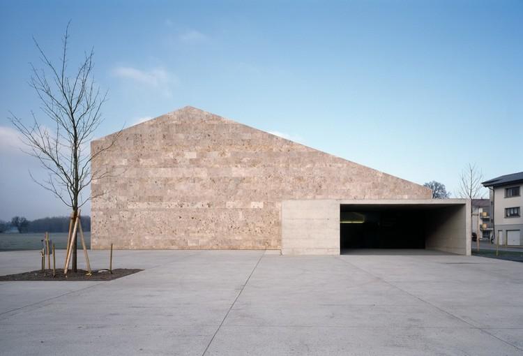 La Tuffière / 2b architectes + nb.arch, © Thomas Jantscher