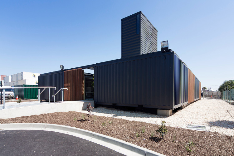 Sede Royal Wolf Containers / Room11, © Ben Hosking