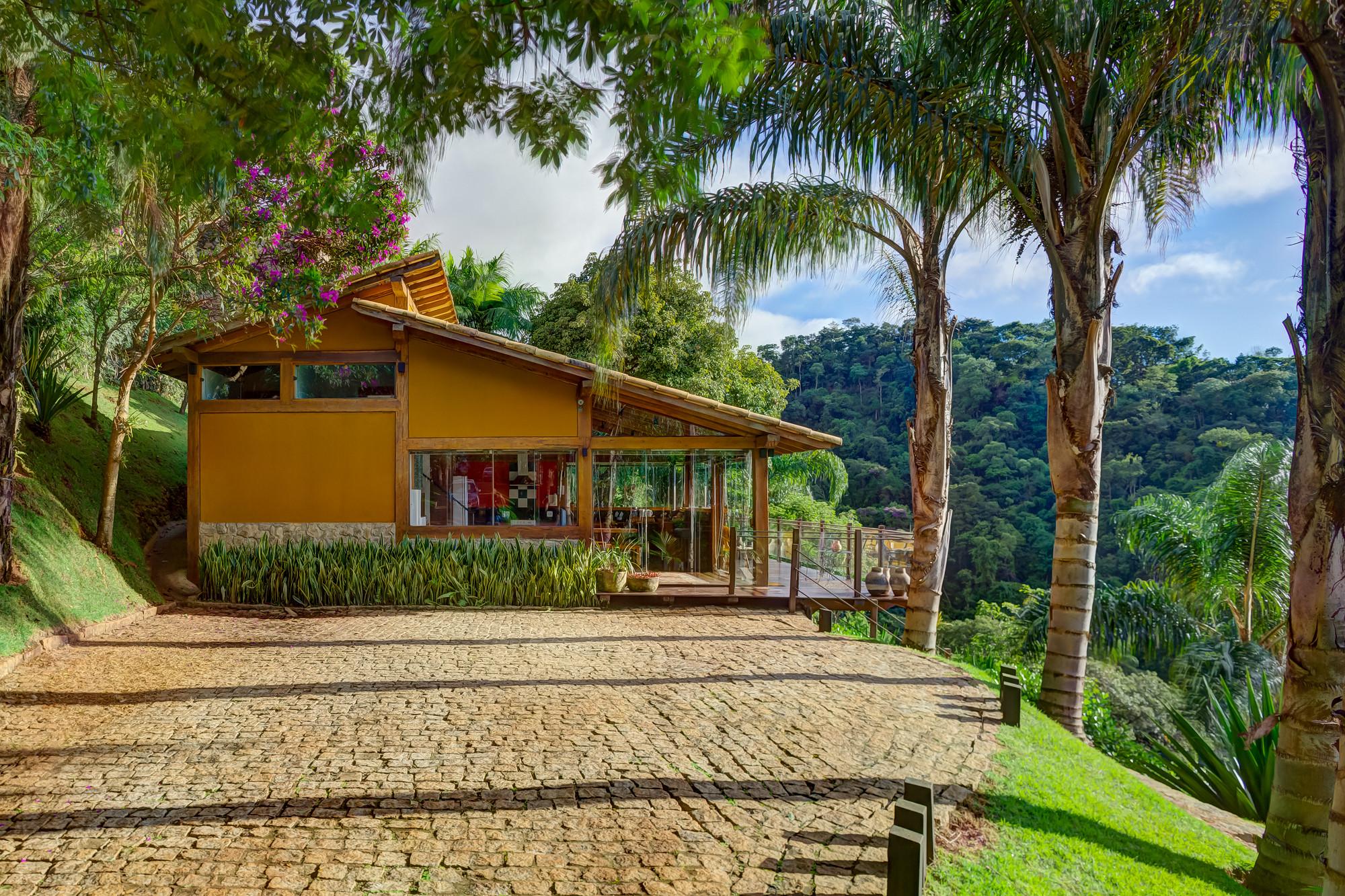 Galeria de casa de campo em macacos ana cristina faria for Modelos de casas de campo sencillas