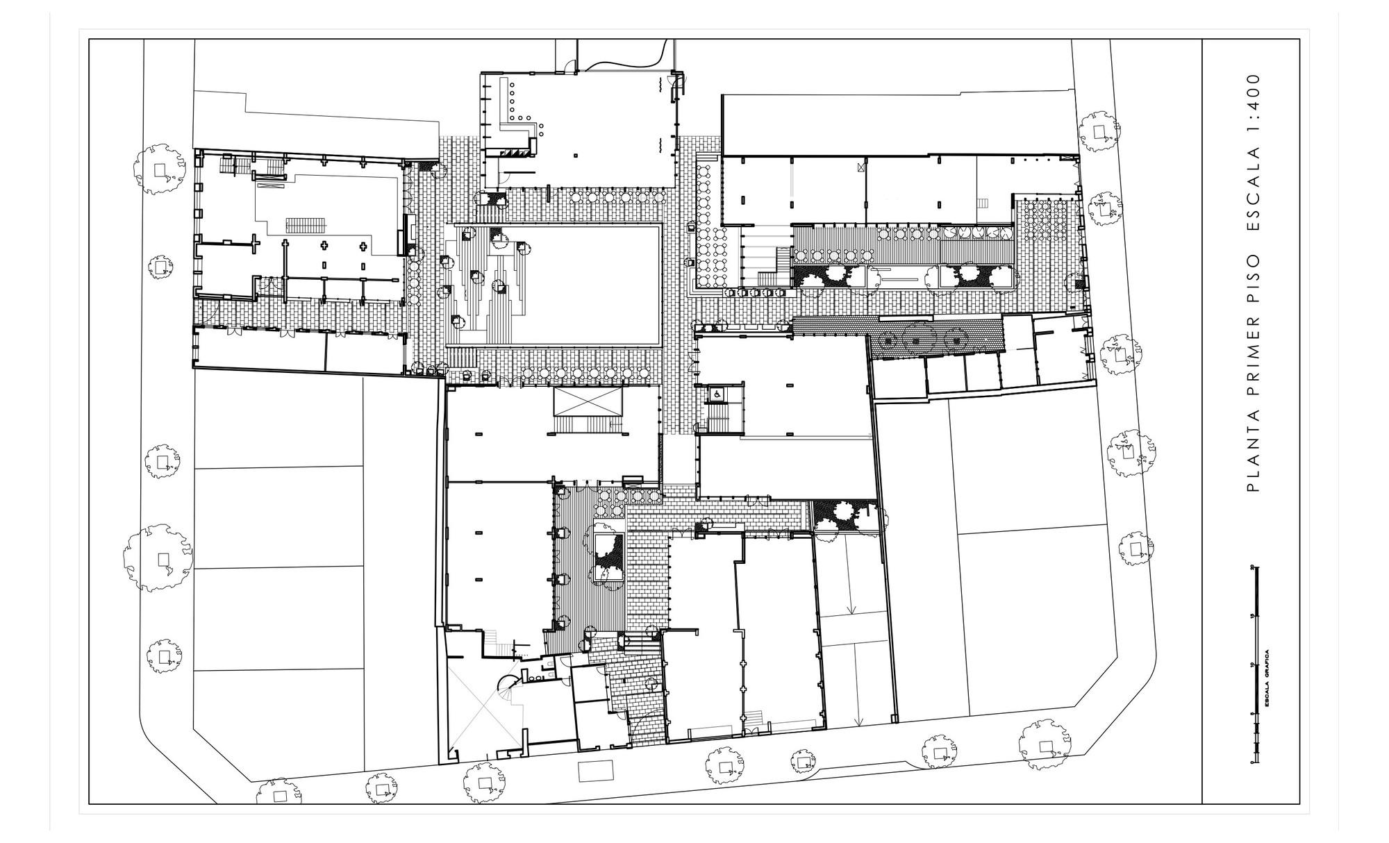 C mo la arquitectura y la acci n colectiva puede for Plantas de arquitectura