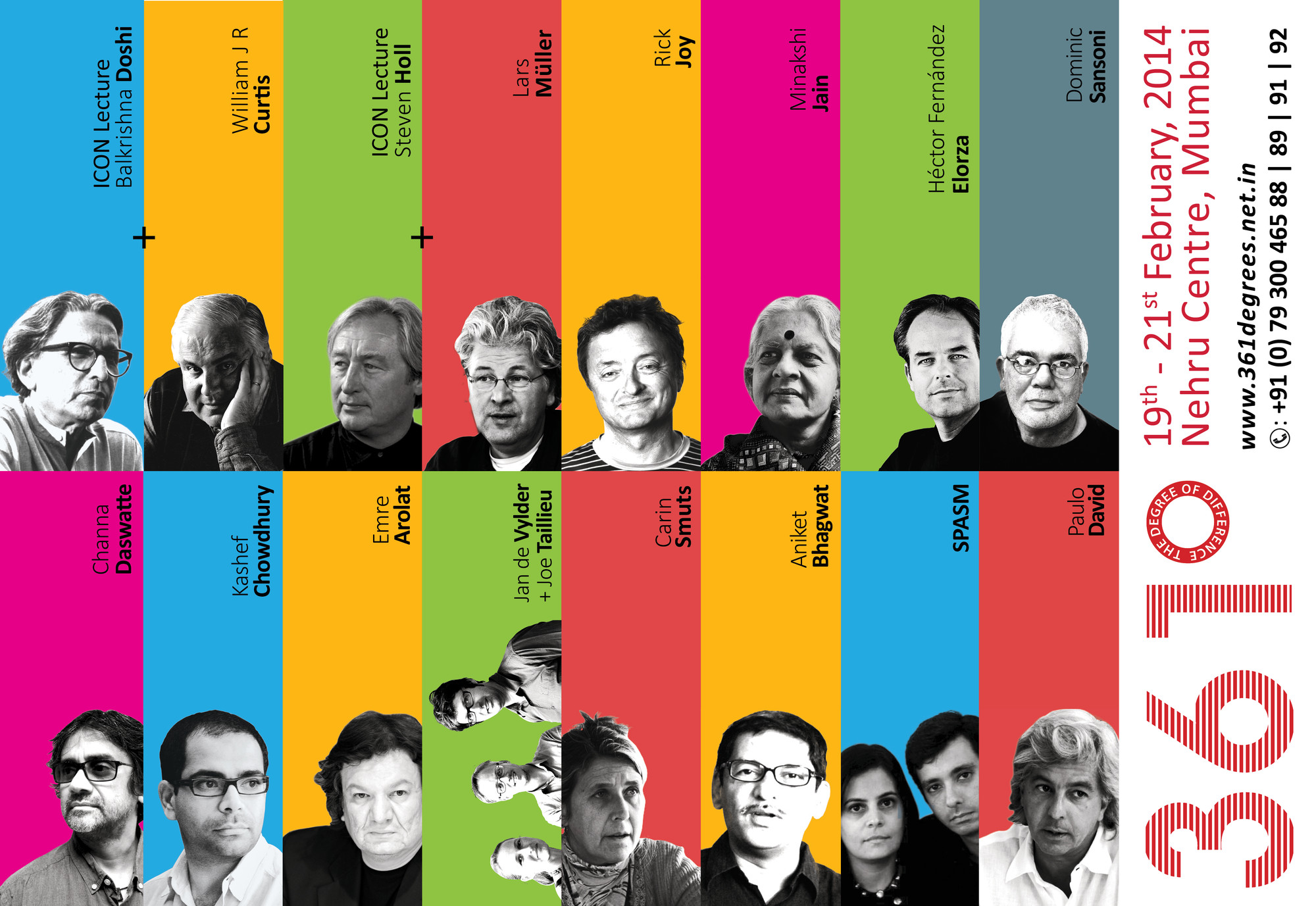 361° Conference 2014: Architecture And Identity