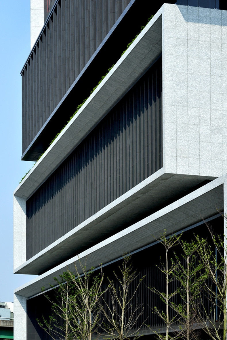 Gallery of hvw headquarter hsuyuan kuo architects for Architect associates