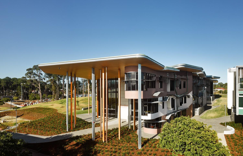 Galer a de escuela de arquitectura abedian crab studio 3 for Escuela arquitectura