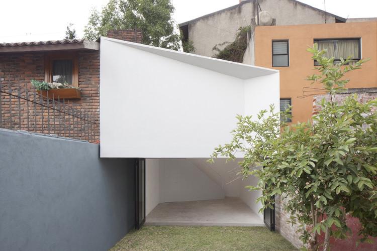 Mini Studio  / FRENTE arquitectura , © Onnis Luque