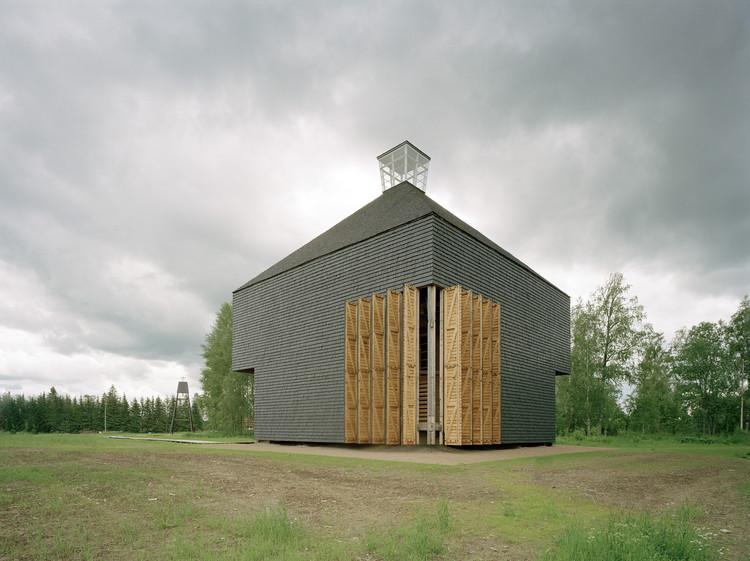 Kärsämäki Church / OOPEAA, © Jussi Tiainen