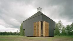 Iglesia Kärsämäki / Anssi Lassila - Lassila Hirvilammi