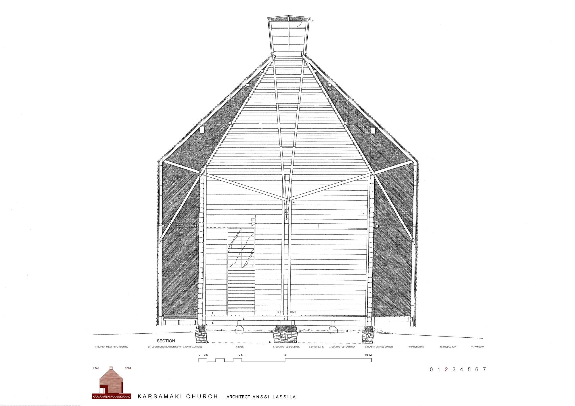 Gallery Of K 228 Rs 228 M 228 Ki Church Oopeaa 27