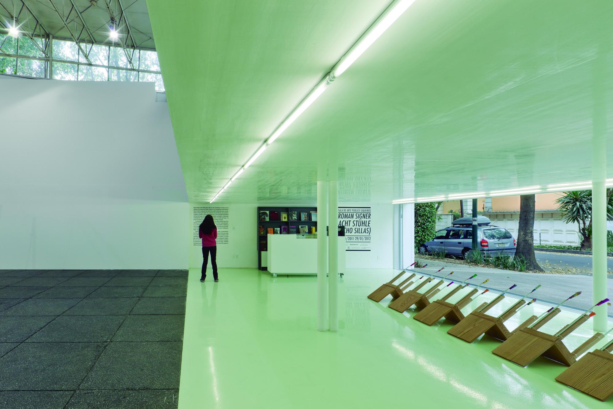 Siqueiros Public Art Gallery / arquitectura 911sc + Esrawe, © Rafael Gamo
