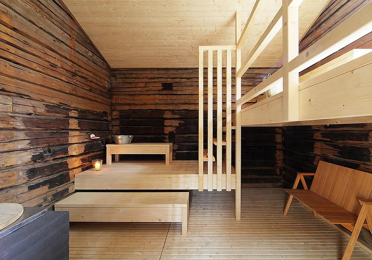 Sauna Tonttu / OOPEAA, ©  Mikko Auerniitty