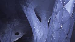 Vana: Una estructura geométrica inspirada en la luz y la naturaleza por Orproject