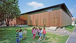 l'Ecole Jean Jaures / Marjan Hessamfar & Joe Vérons + Art'ur architectes