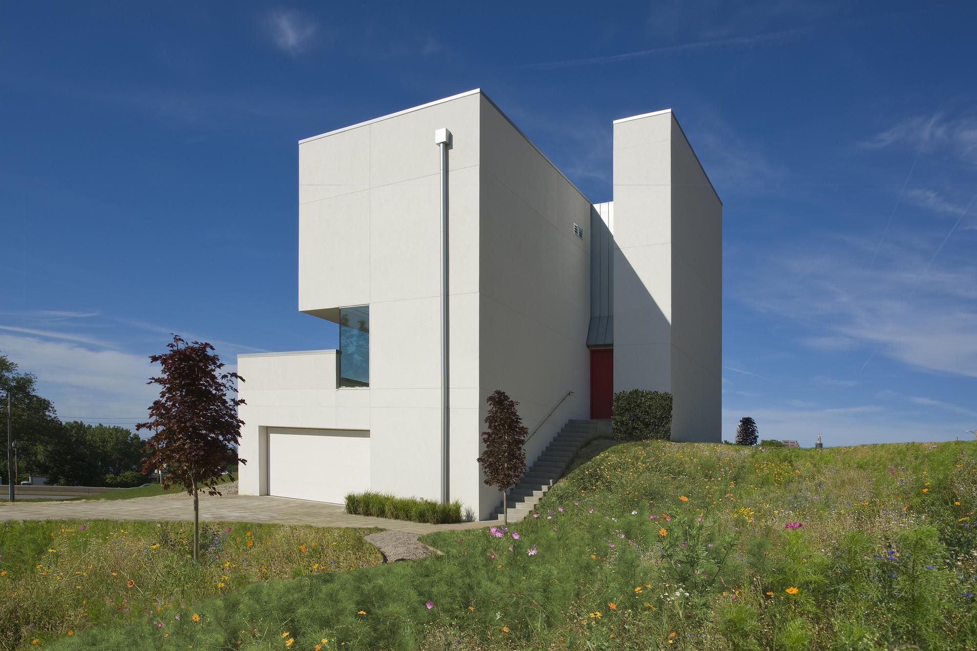 C-House / Robert Maschke Architects, © Eric Hanson