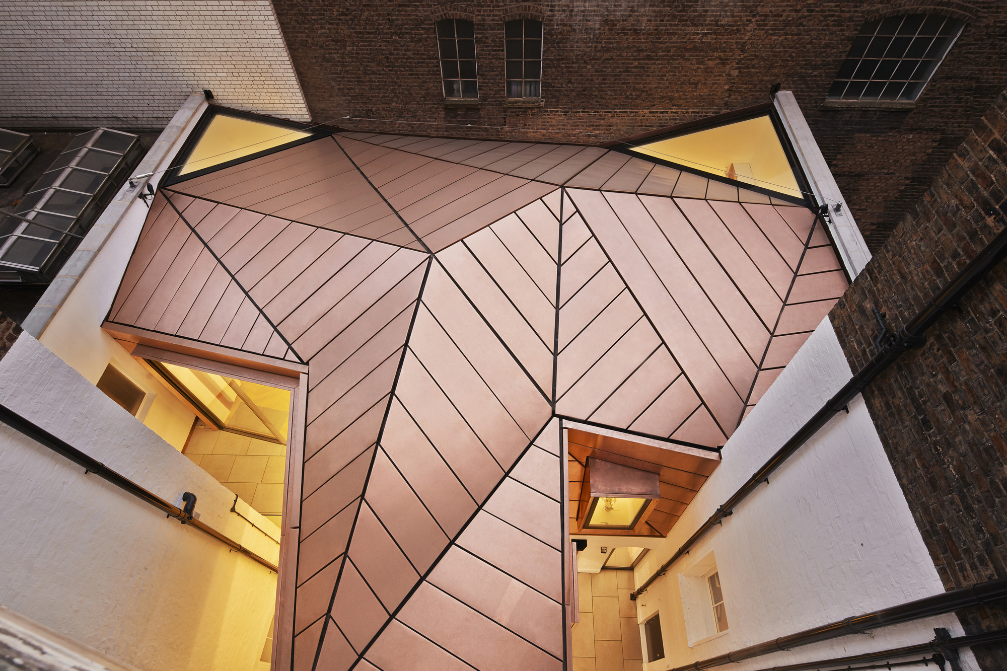 Great James Street Emrys Architects Archdaily