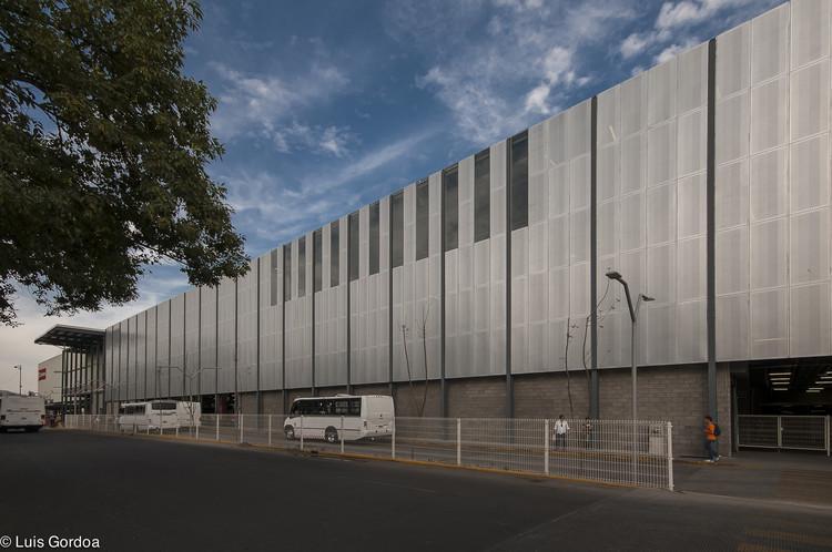 Centro de Transferencia Modal El Rosario / CC Arquitectos, © Luis Gordoa