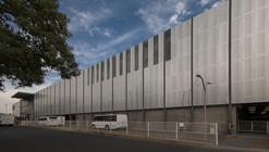 Centro de Transferência Modal El Rosario / CC Arquitectos