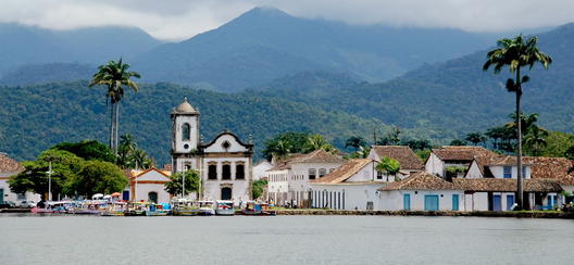 Paraty - RJ. Image Courtesy of http://allmyfriendstravel.com/